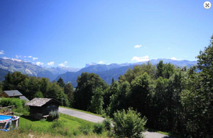 Chalet build Alps