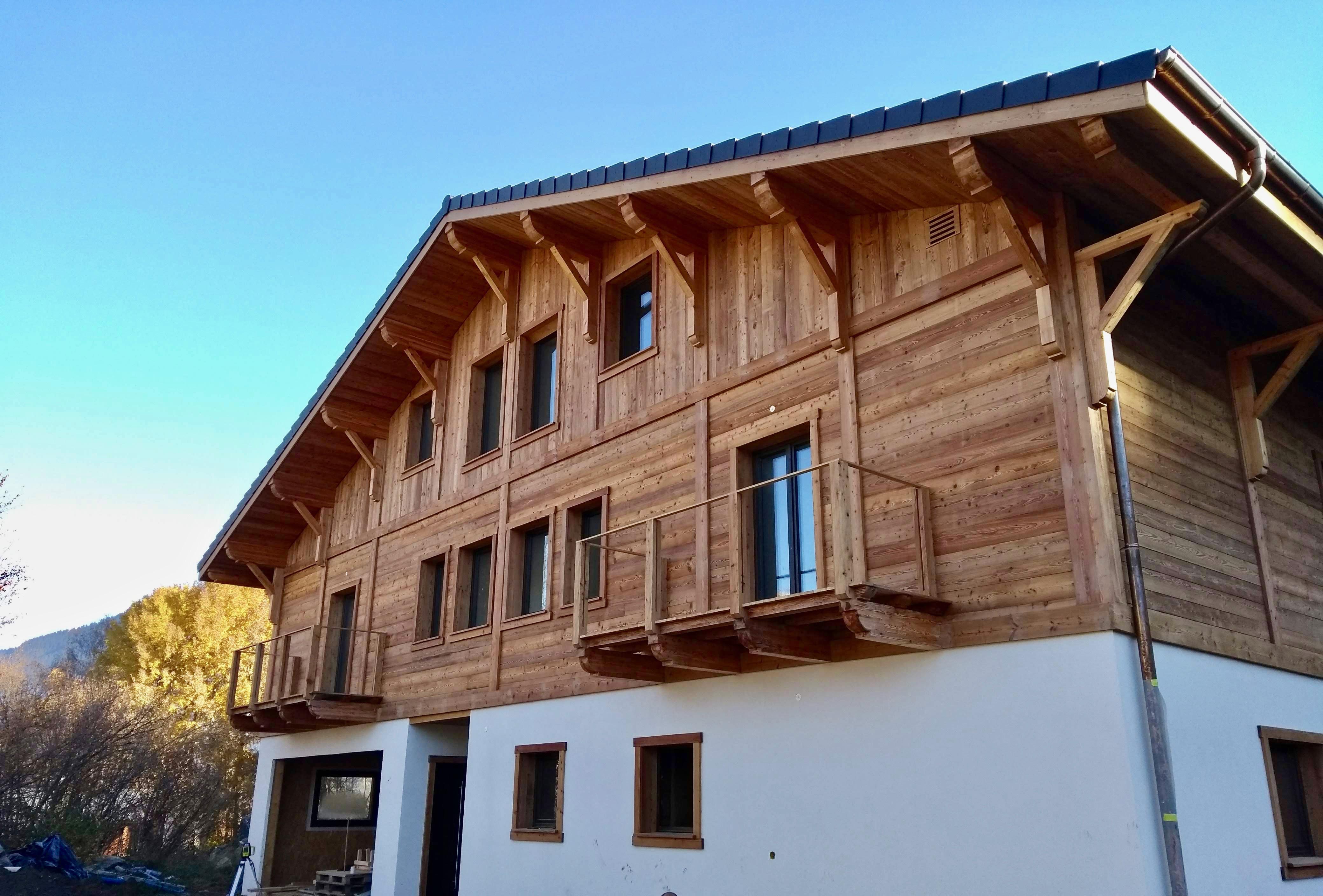 propriété alpine