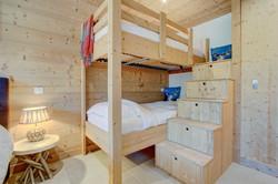 Chalet carpentry