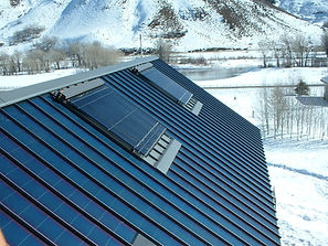 Kingspan solar collector