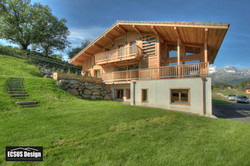 Haute Savoie chalet eco