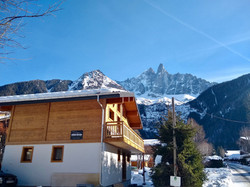 New build chalet Chamonix