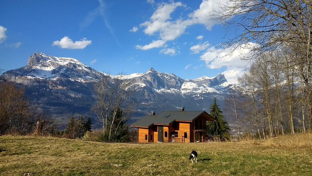 Building in the Alps