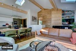 Chalet design interior