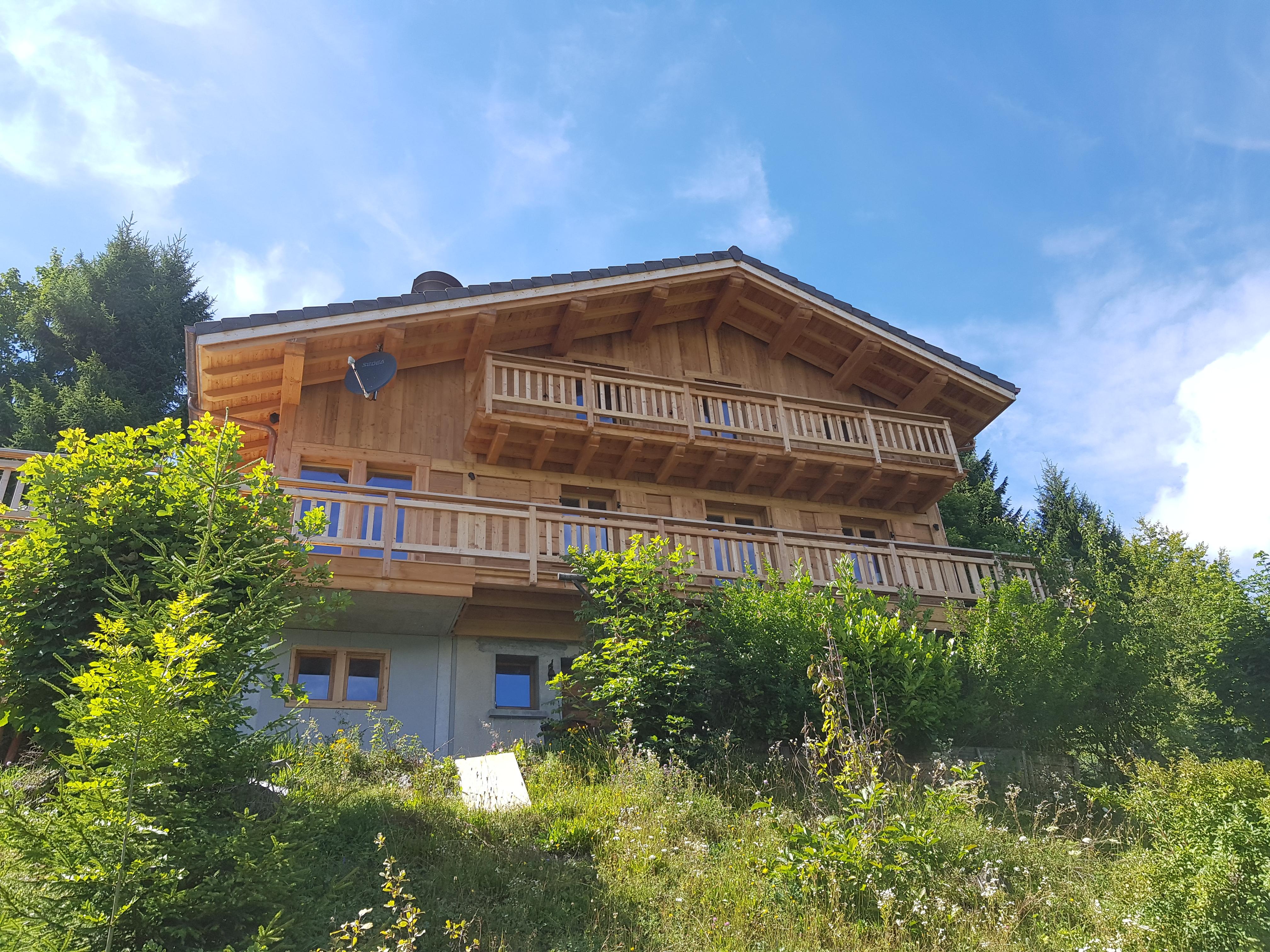 Ski chalet new build Verchaix
