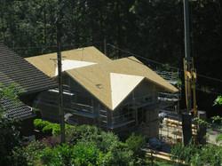Ski chalet architecture