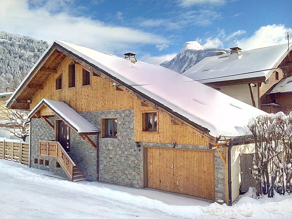Ski chalet renovation