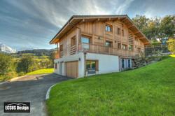 Chalet eco Haute Savoie