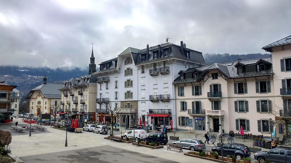 St Gervais ski resort