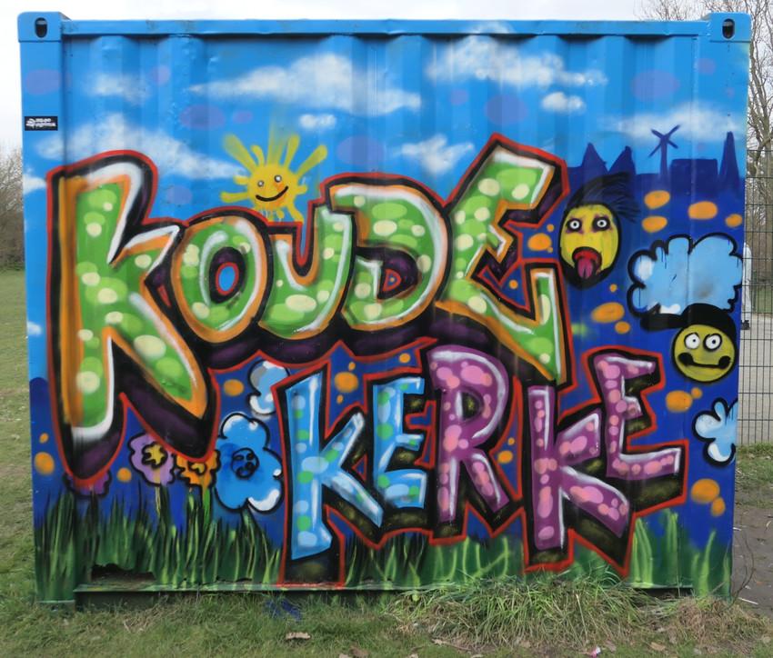 Workshop op container Koudekerke