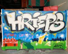 Container Hrieps