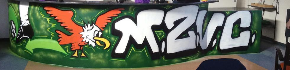 Voetbalclub M.Z.V.C., Middelburg.