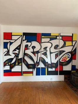Kreas Mondriaan