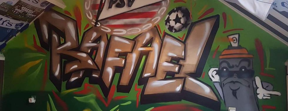 Slaapkamer Voetbal