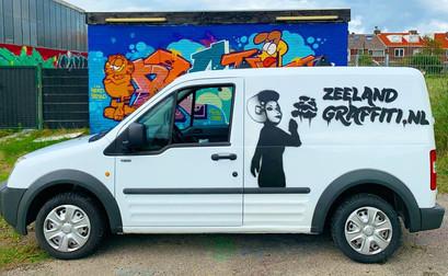 Zeelandgraffiti.nl Werkbus