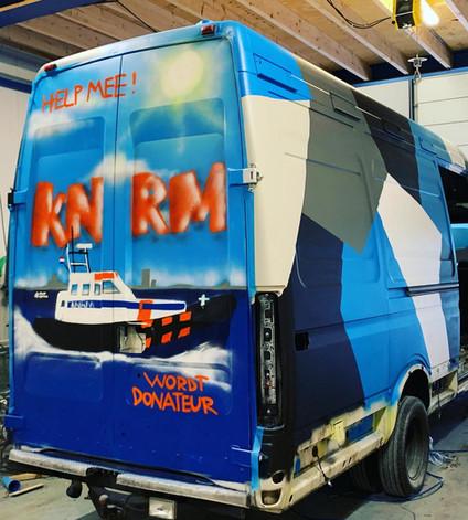 Bus KNRM Hansweert