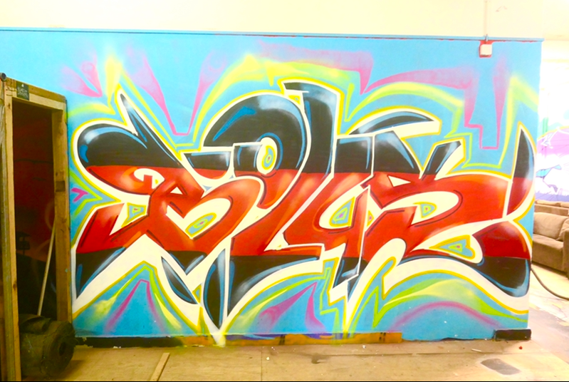 Zeeland Graffiti Jam Domburg