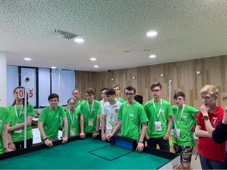 Национальный этап Всемирной Олимпиады Роботов WRO 2019