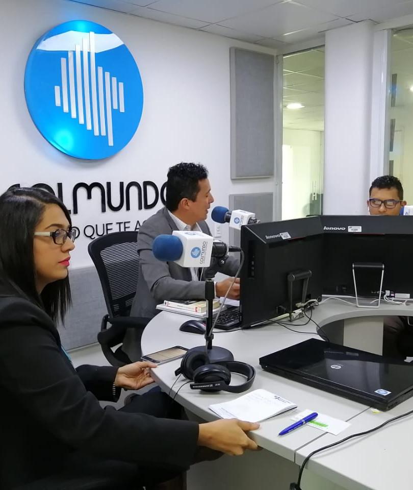 Entrevista Ecos