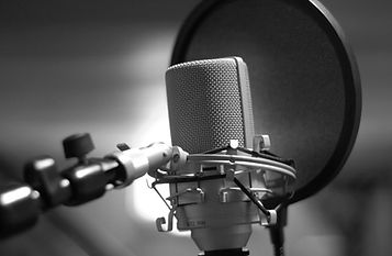 JustMyVoice-Microphone for Voice Overs