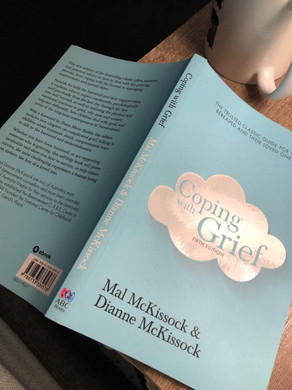 Book Corner - Coping with Grief