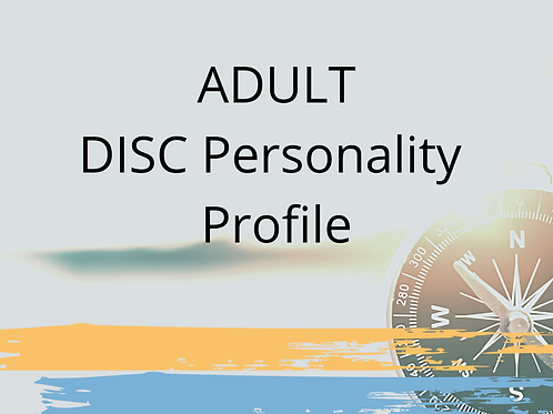 DISC Adult Personality Profile