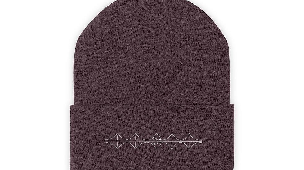 MSM Logo Knit Beanie