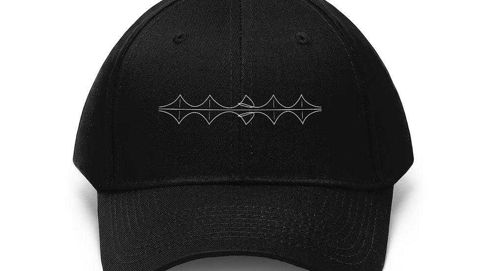 MSM Logo Unisex Twill Hat