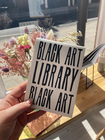 Black Art Library