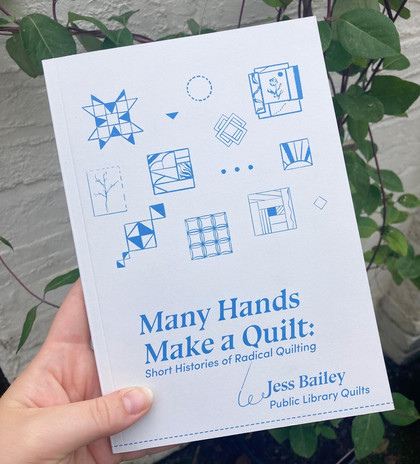 Many Hands Make a Quilt
