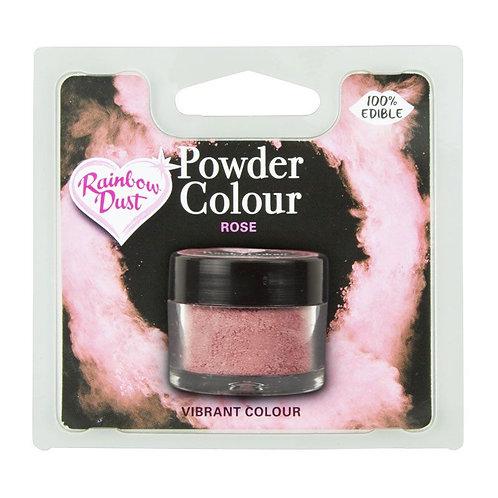 RD Powder - Essbares Glanz Glitzer Puder - Rose