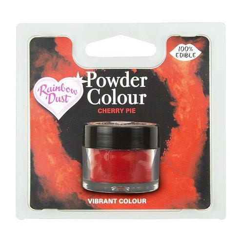 Lebensmittelfarbe - Pulver - Kirsch Rot