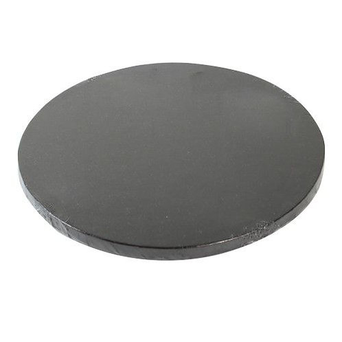 Tortys - Tortenplatte Schwarz - 20cm