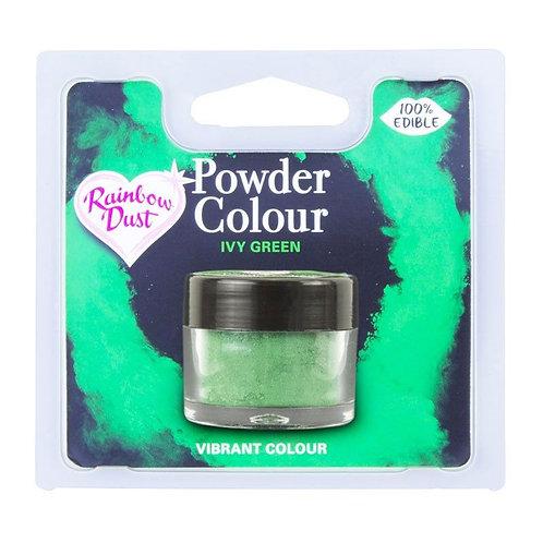Lebensmittelfarbe - Pulver - Ivy Green