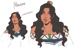Марама