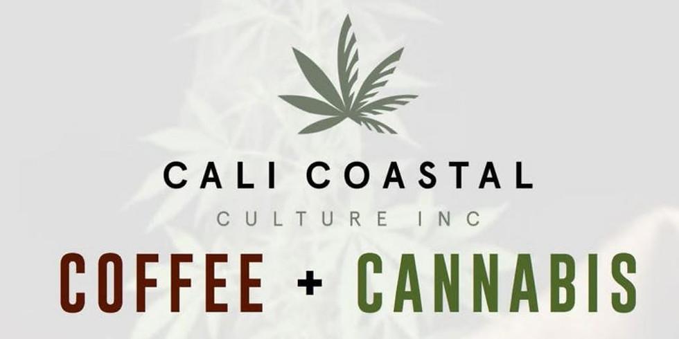 Coffee + Cannabis: Cali Coastal Culture Summer Kick-Off