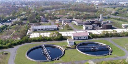 HTC Anlage in Raunheim