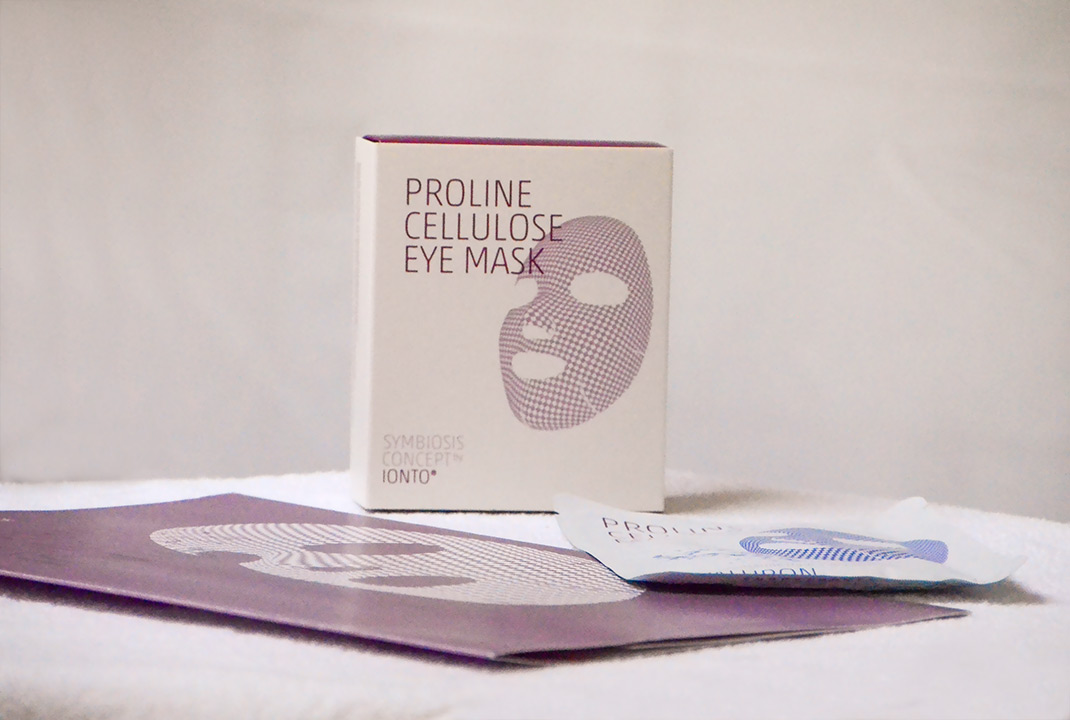 IONTO Bio Cellulose Maske