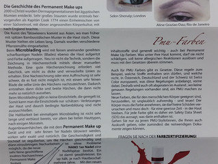 Microblading oder Permanent Make up?