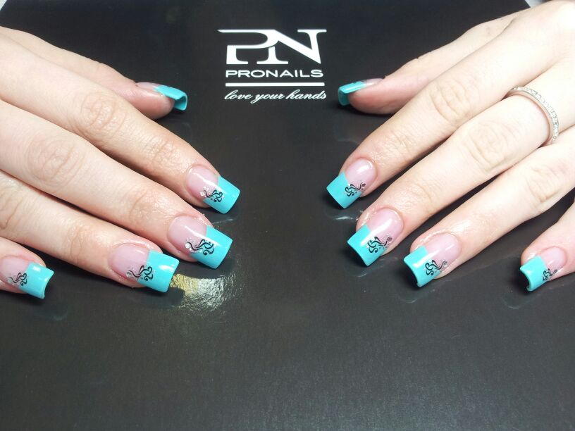 Nageldesign von MNC Cosmetic