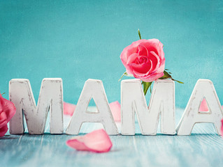 Bald ist wieder Muttertag!