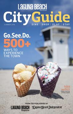 LAGUNA BEACH CITY GUIDE