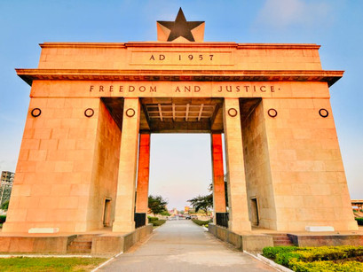 LETTER FROM GHANA–1
