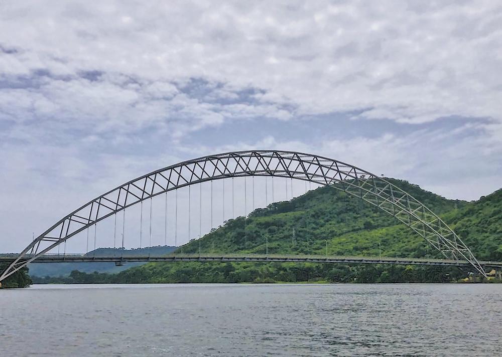 Researching novels: The Adome Bridge
