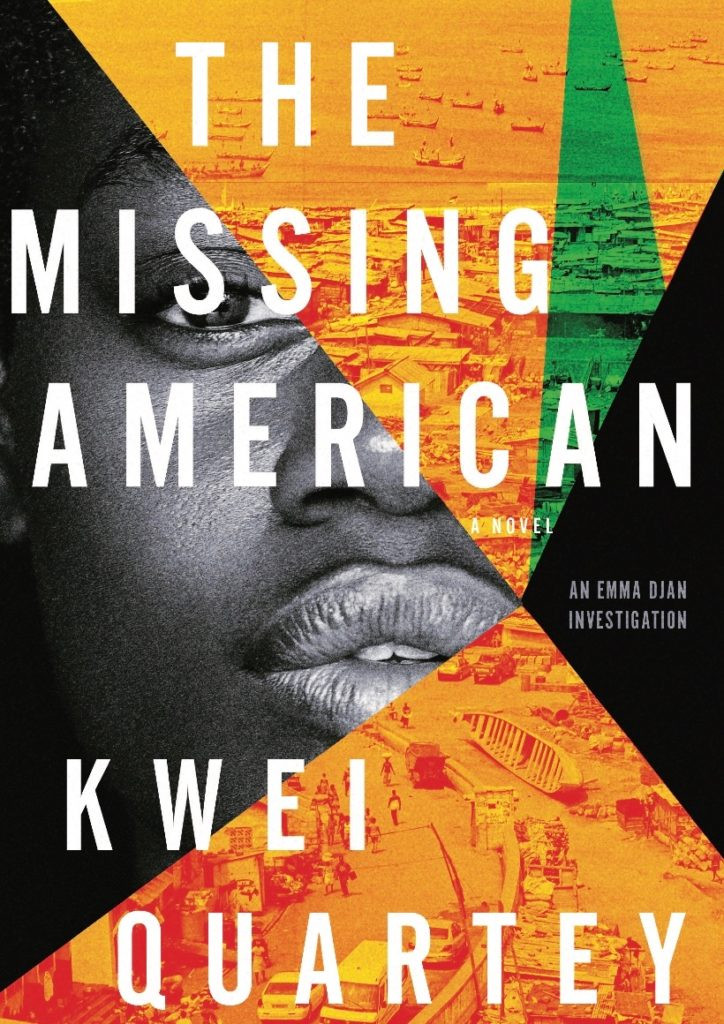 The Missing American (Coming Jan 14, 2020)