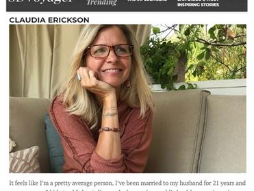Meet Claudia Erickson of Unplugged Village