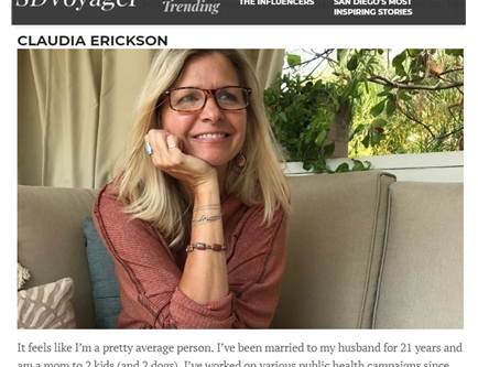 Meet Claudia Erickson of Unplugged Village