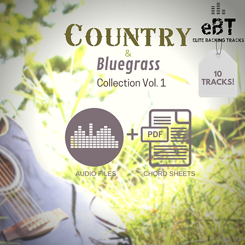 Country & Bluegrass Collection Vol. 1