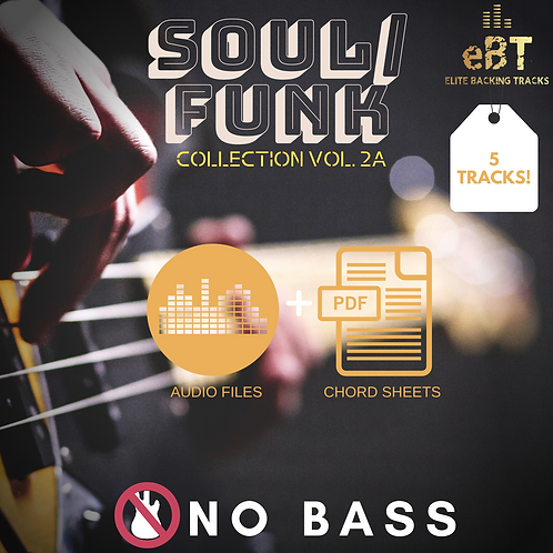 Soul & Funk Collection 2a [NO BASS]