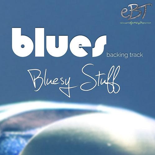 Bluesy Stuff - Chord Sheet